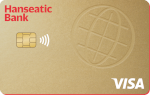 Hanseatic Bank - GoldCard