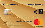 Miles & More - Miles & More Credit Card Gold World Busines