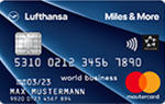 Miles & More - Miles & More Credit Card Blue World Business