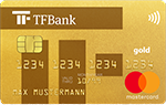 TF Bank - TF MasterCard Gold