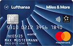 Miles & More - Miles & More Credit Card Blue World