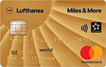Miles & More - Miles & More Credit Card Gold World